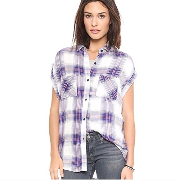 7619a3c75a994 Rails Britt Plaid Sleeveless Button Down Shirt. M_5b5171b18869f7517b62d36e